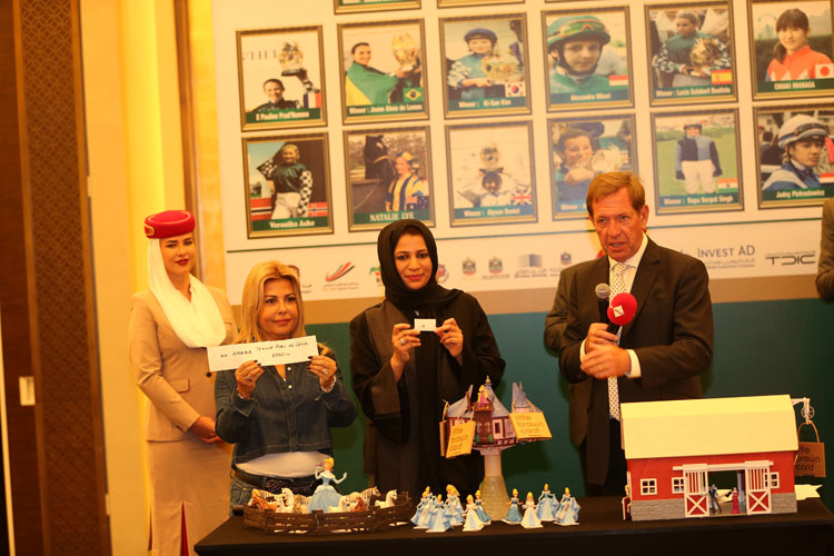 Draws for HH Sheikha Fatima world championship races held in Abu Dhabi