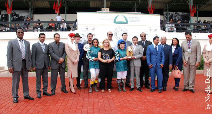 morocco race prize giving
