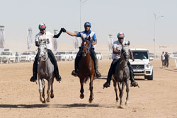 Al Marri lands National Day Cup