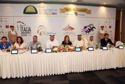 HH Sheikh Mansoor Festival to stage three big endurance rides in Italy