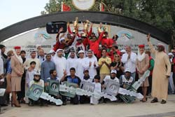 Al Mehairi on Shaddad scripts win in HH President's Cup endurance