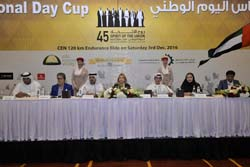 120-km National Day Endurance press conference